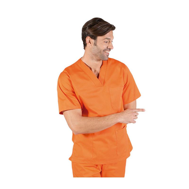 Camisola naranja unisex -...