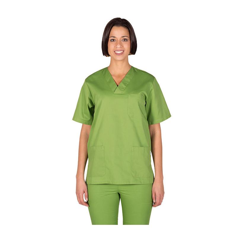 Camisola verde oliva unisex...