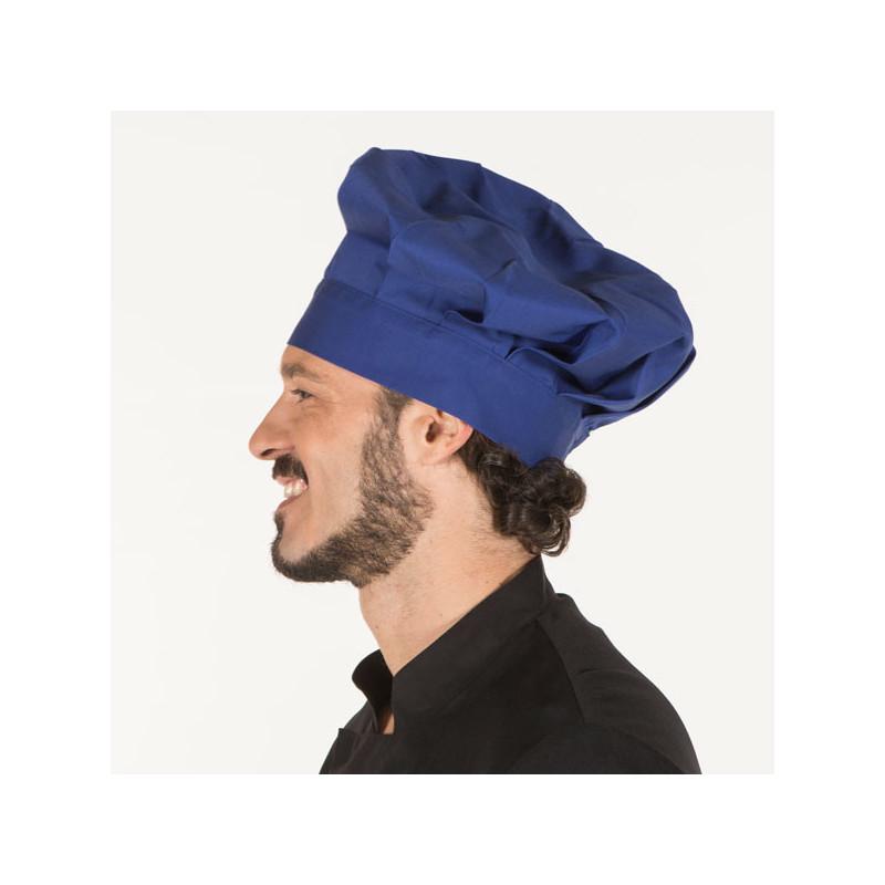 Gorro gran chef azulina con...
