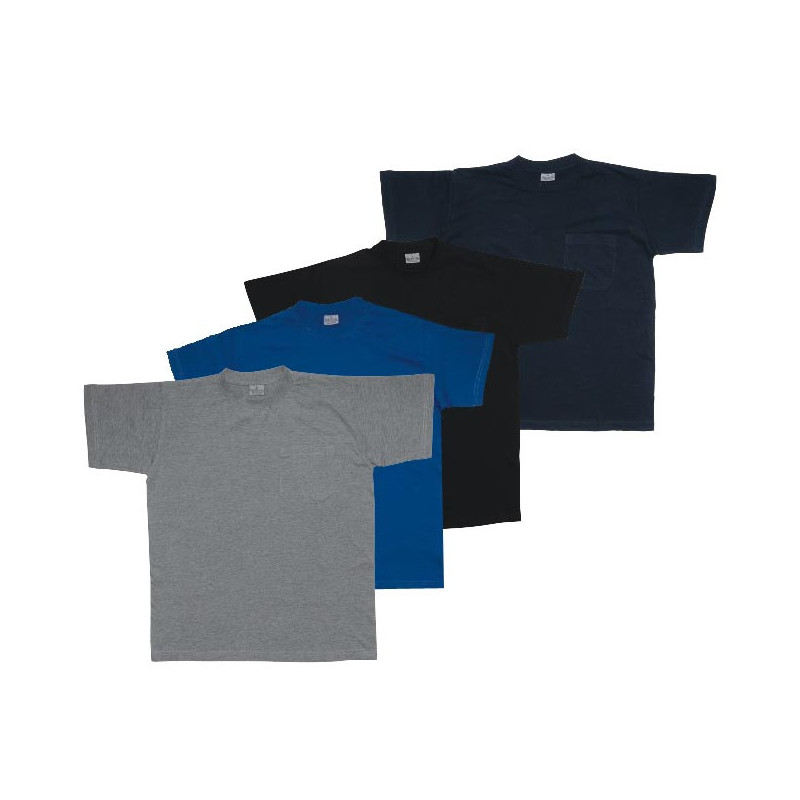 Camiseta Básica Top con...