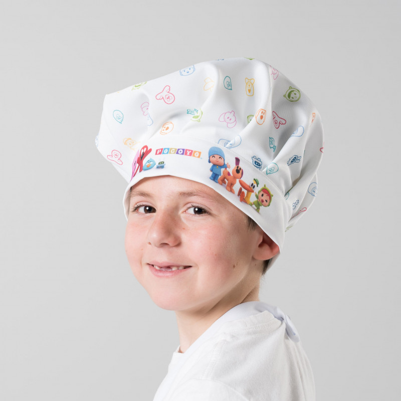 Gorro de chef infantil...
