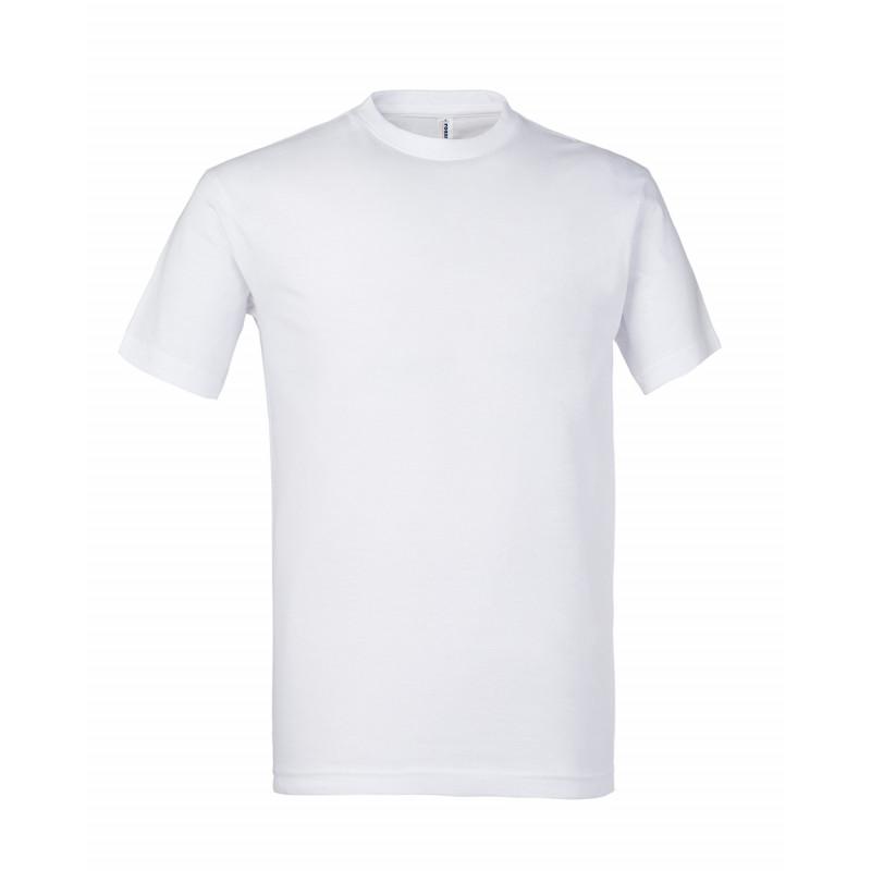 Camiseta de trabajo blanca...