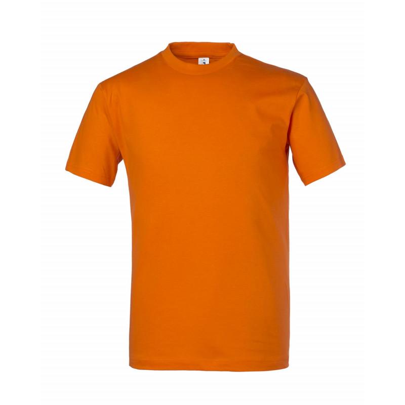 Camiseta de trabajo naranja...