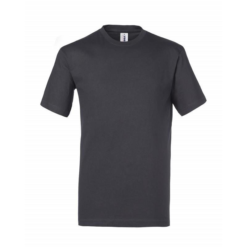 Camiseta de trabajo gris...