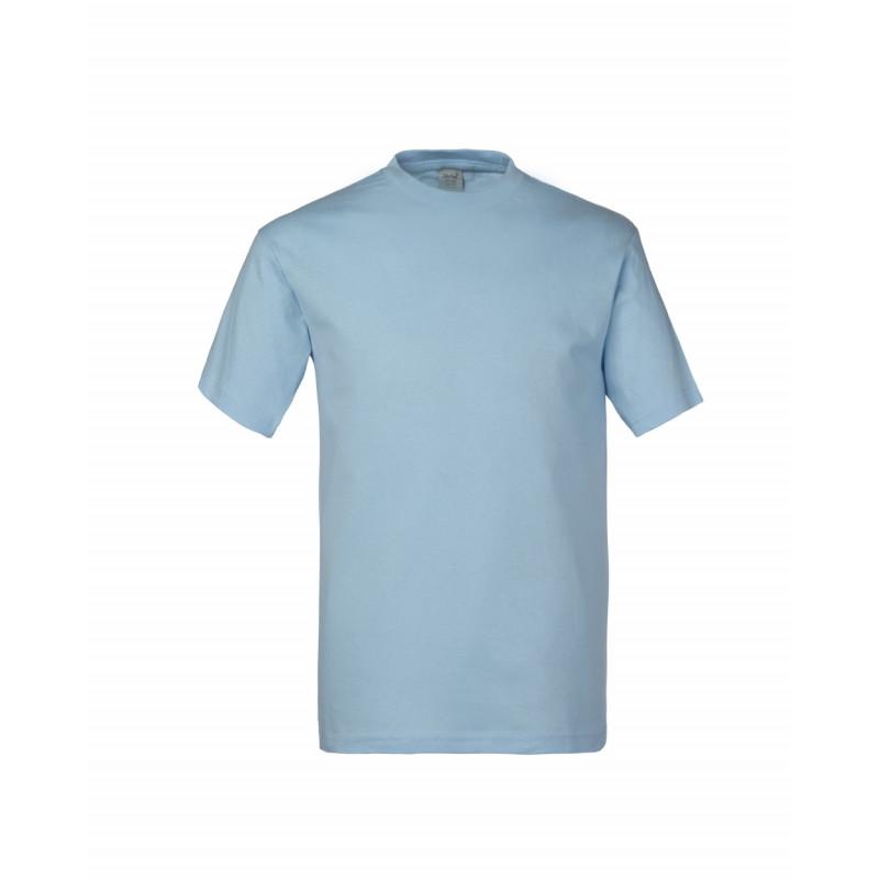 Camiseta de trabajo celeste...