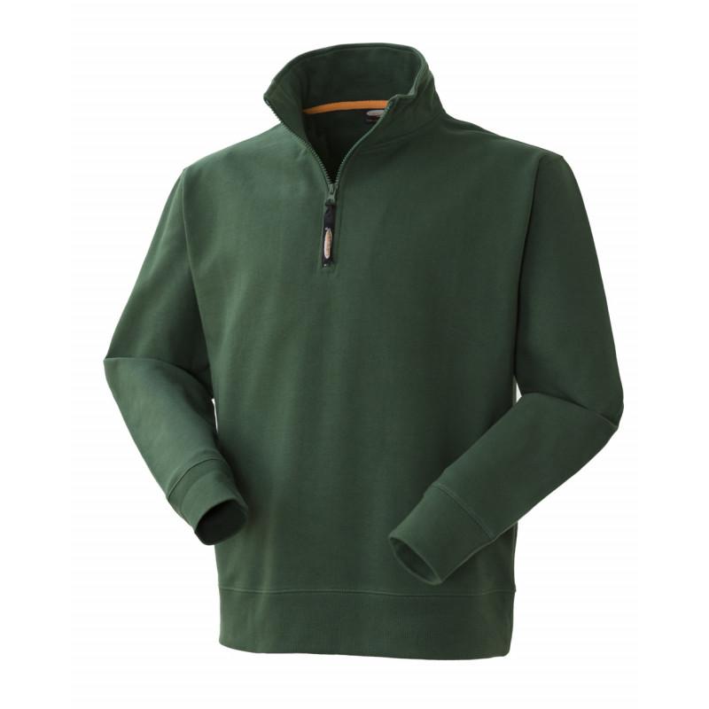 Jersey de trabajo verde...