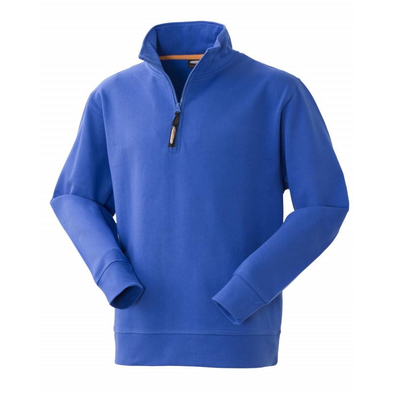 Jersey de trabajo azul...