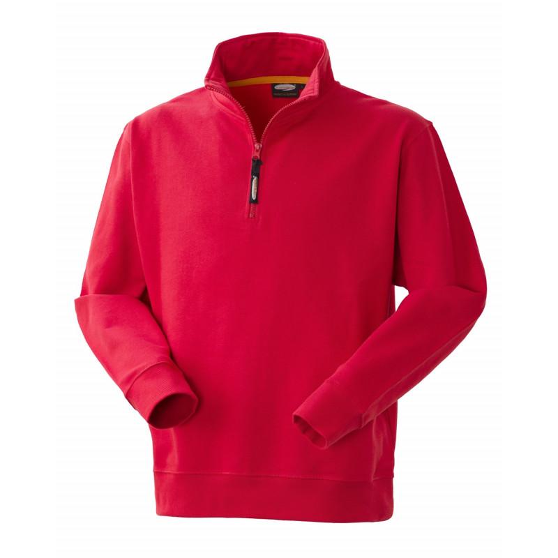 Jersey de trabajo rojo...