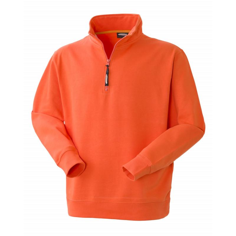 Jersey de trabajo naranja...