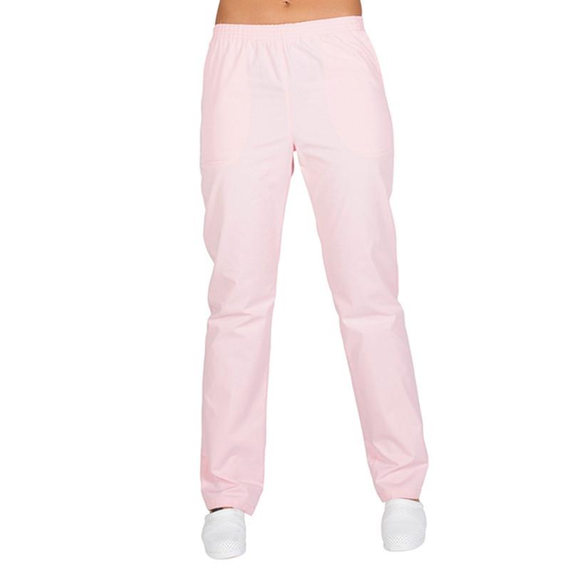 Pantalón sanitario rosa con...