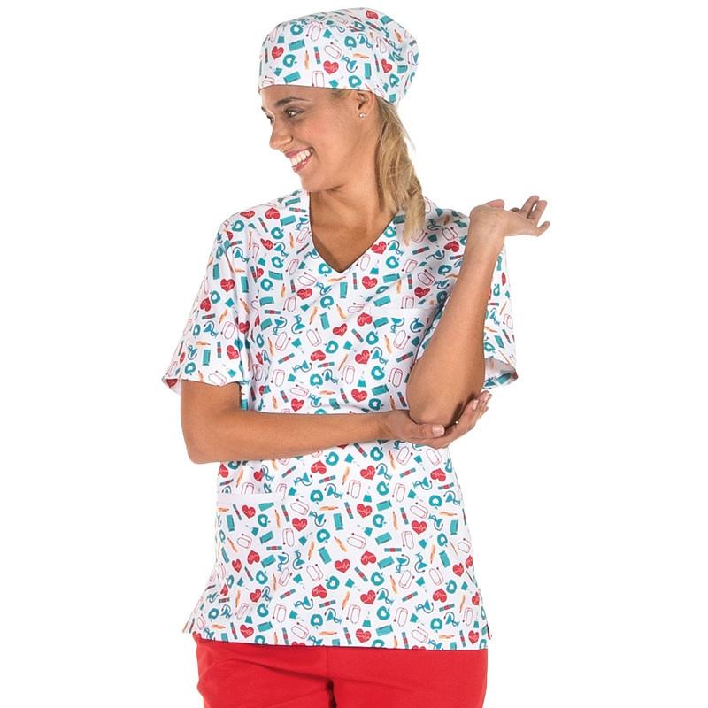Camisola enfermería unisex...