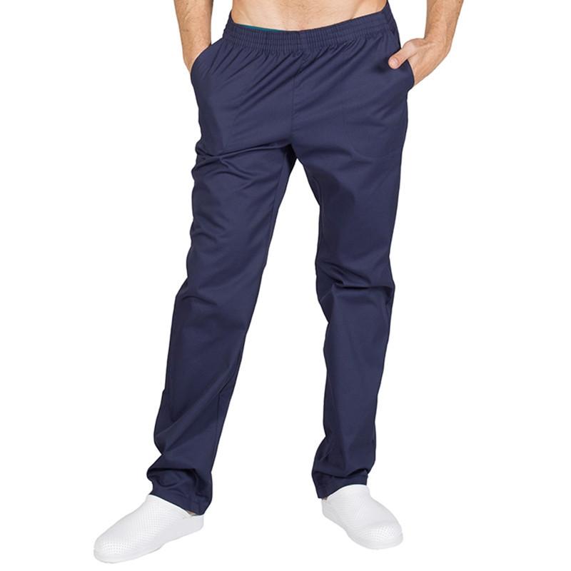 Pantalón pijama azul marino...