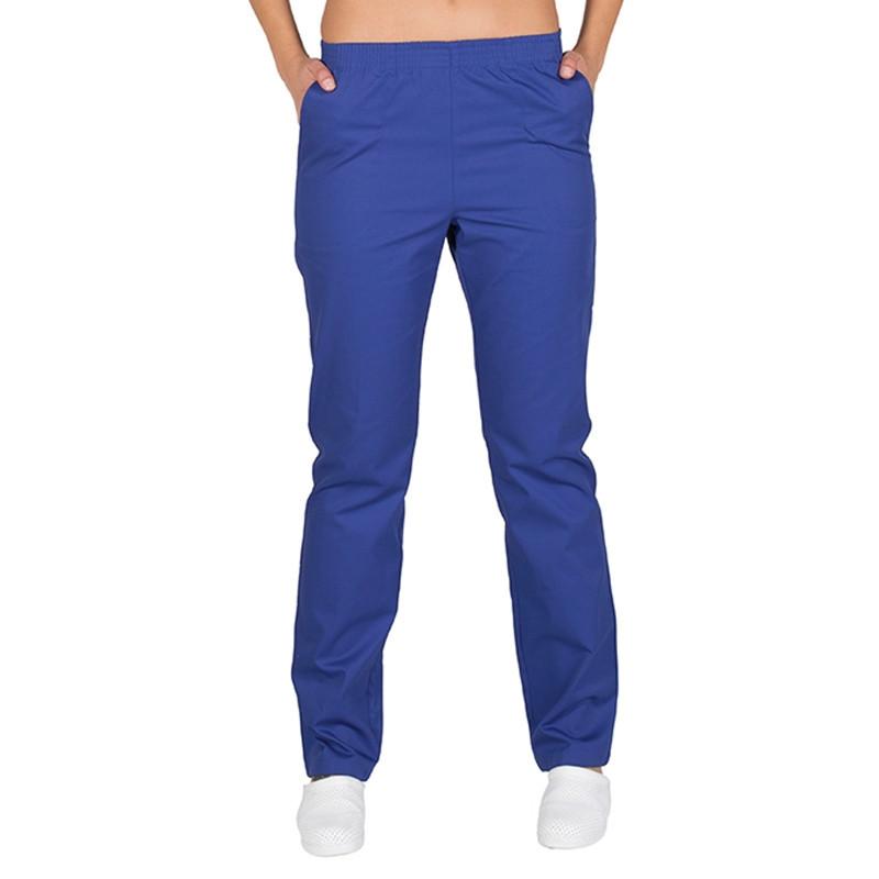 Pantalón pijama azulina con...