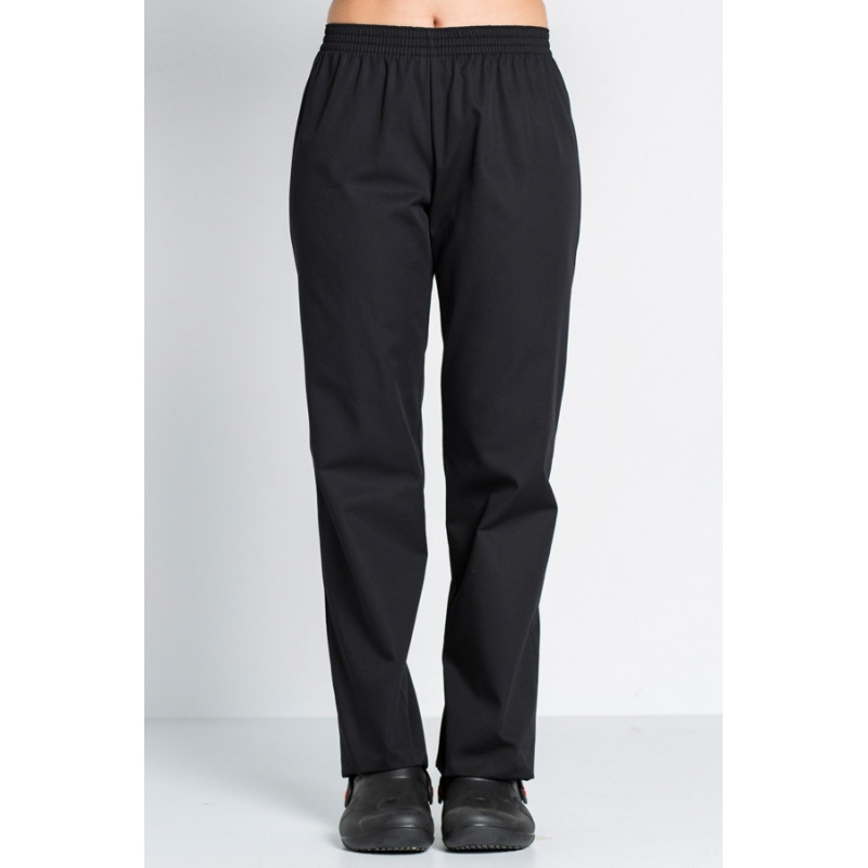 Pantalón pijama negro sin...
