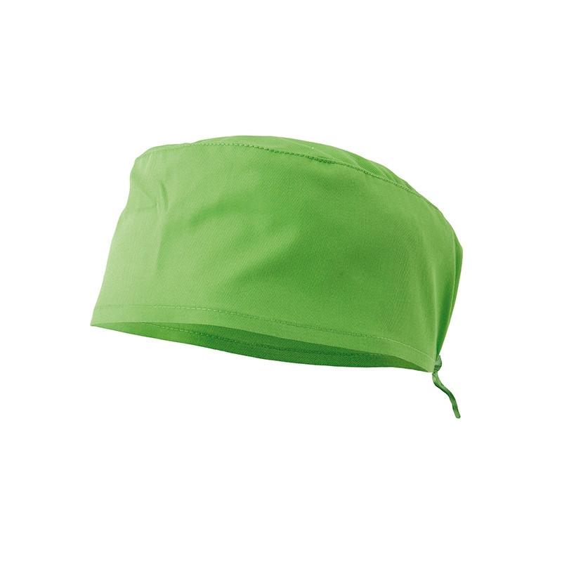 Gorro sanitario verde lima...