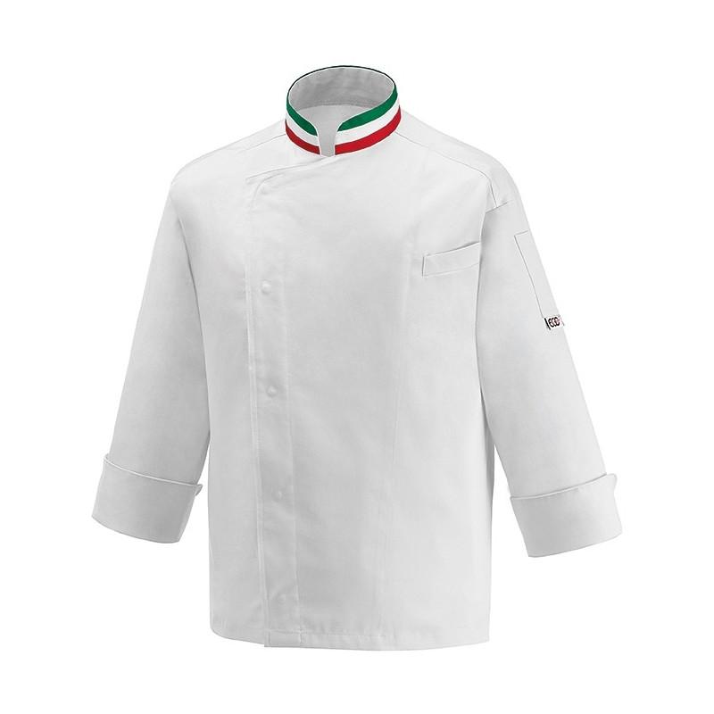 Chaqueta de cocina Nations...