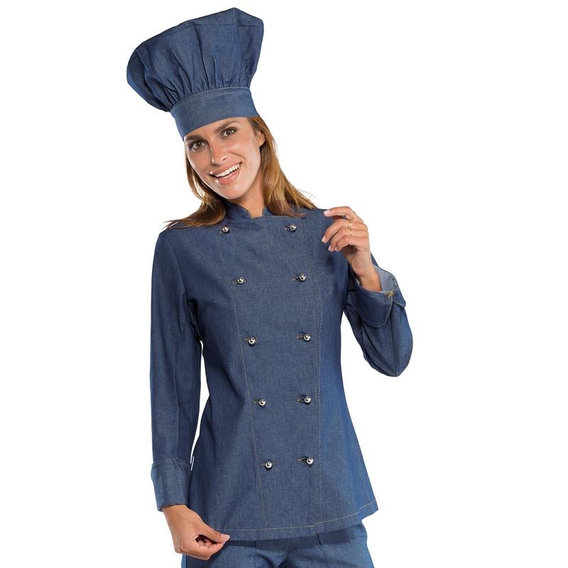 Chaqueta cocinera Lady Chef...