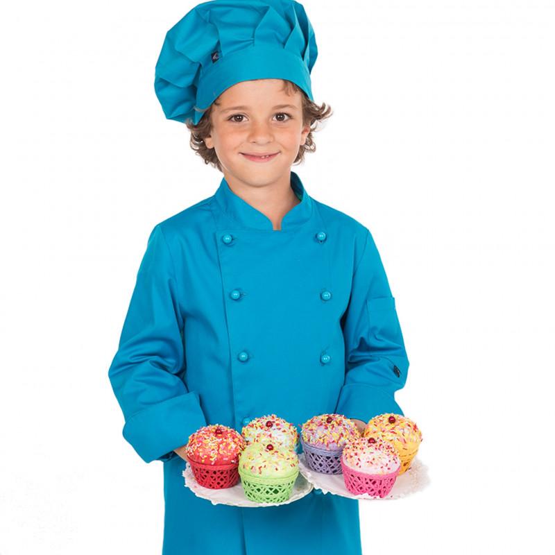 Chaqueta de cocina infantil...