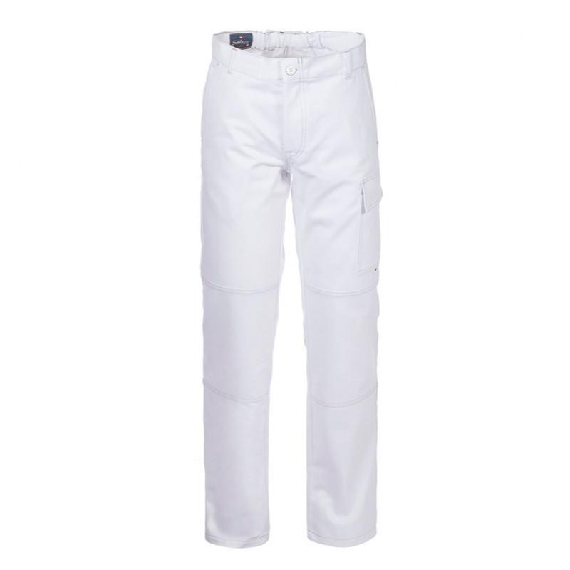 Pantalón SerioPlus blanco...