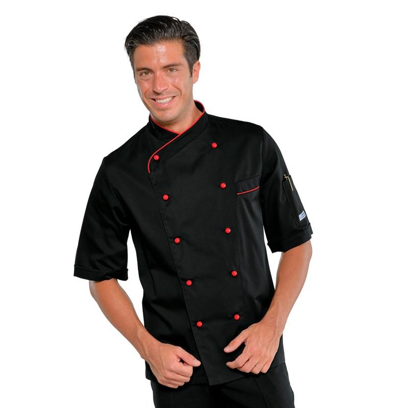Chaqueta chef Panamá Slim...
