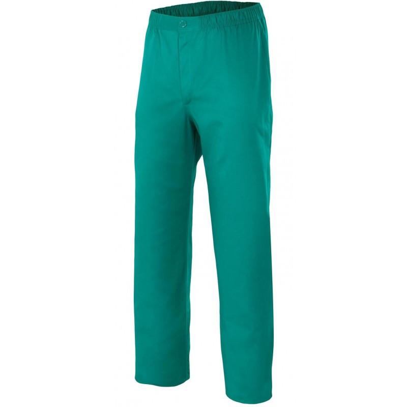 Pantalón sanitario verde...