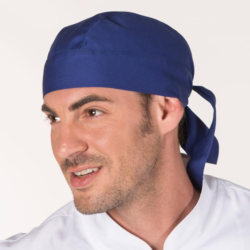 Gorro pirata cocina azulina...