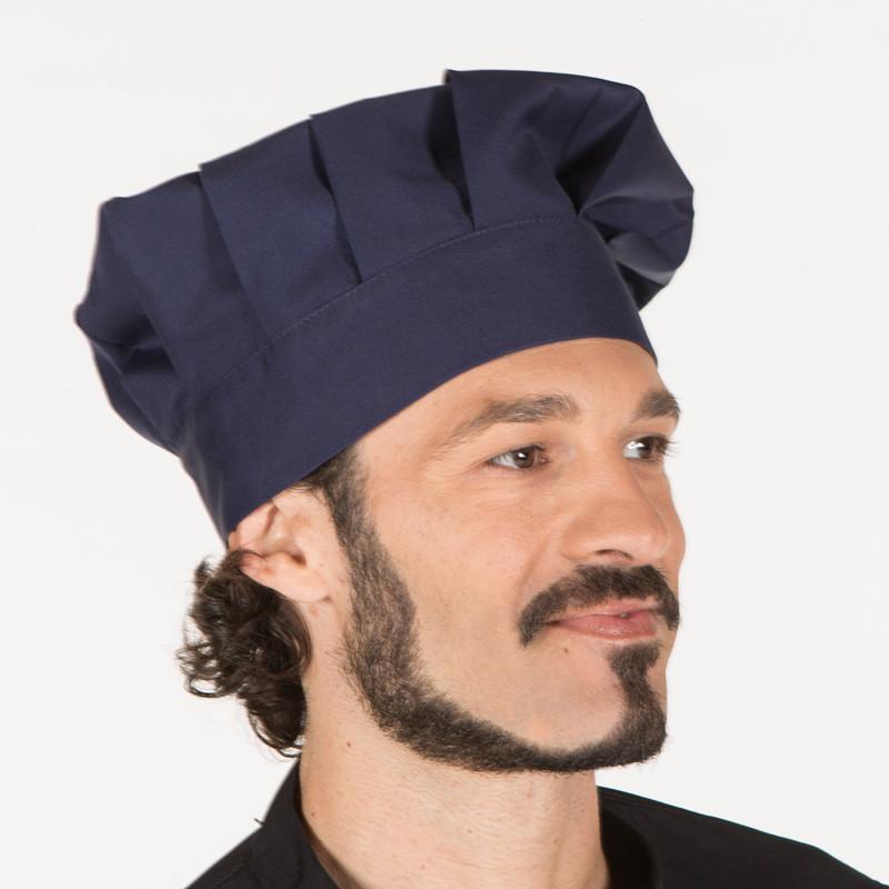 Gorro gran chef marino con...