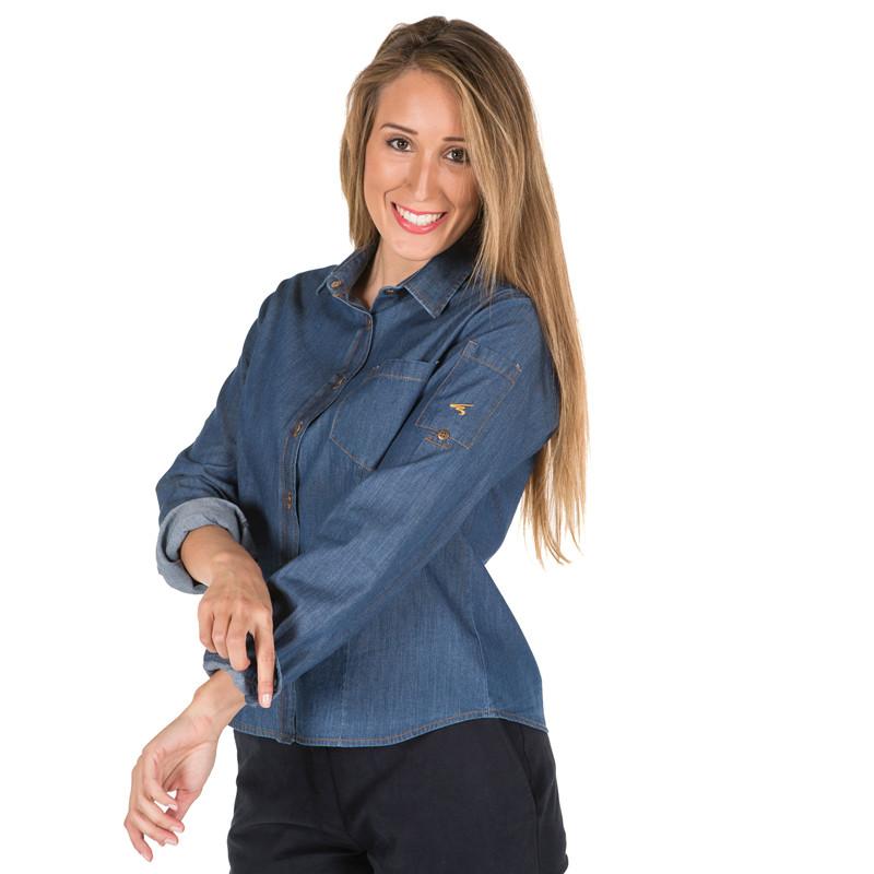 Camisa chica Valeria tejano...