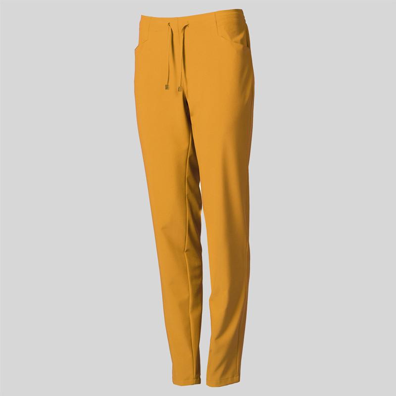 Pantalón microfibra Flex...