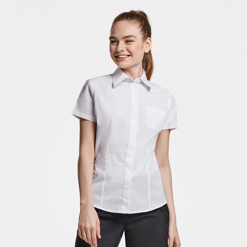 Camisa hostelería mujer...