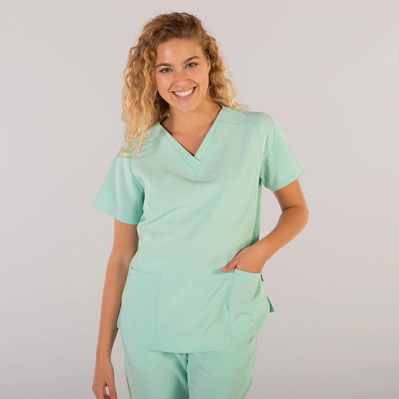 Camisola de mujer verde...