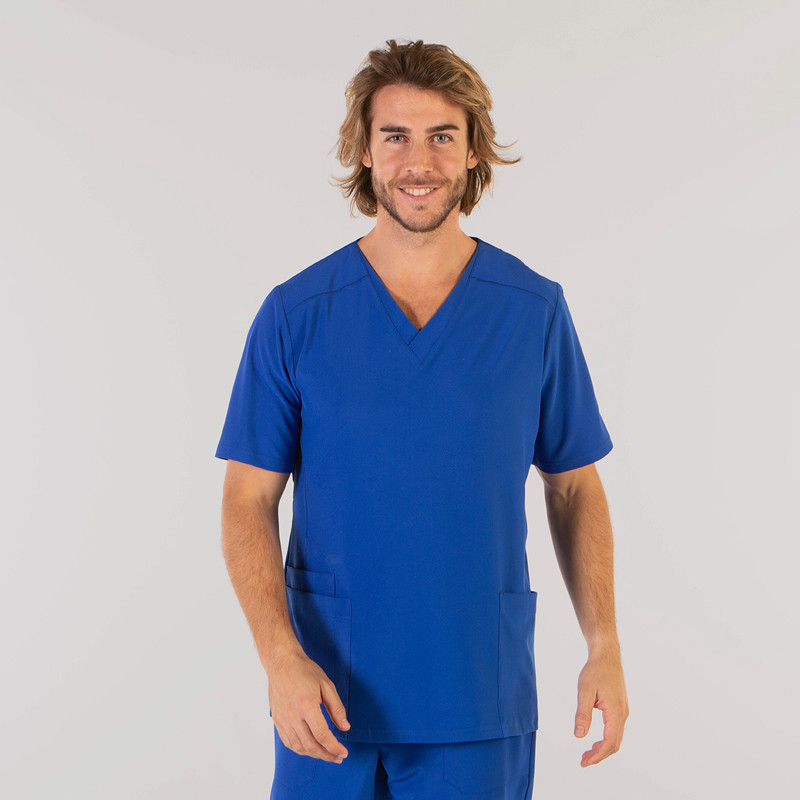 Camisola sanitaria azulina...