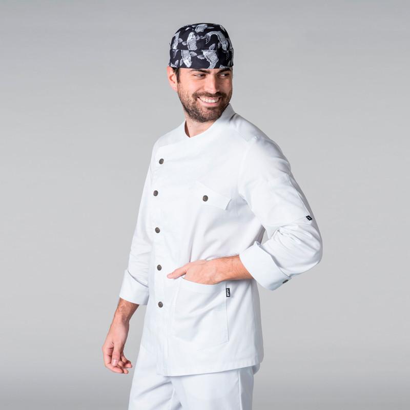 Chaqueta de cocina hombre...