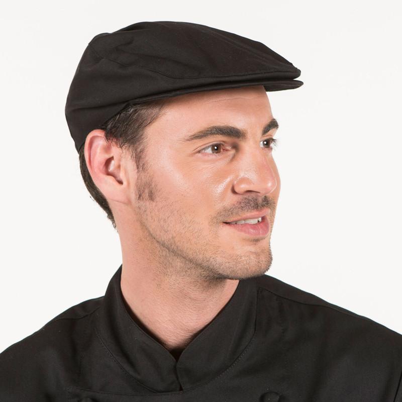 Gorra para hostelería negra...