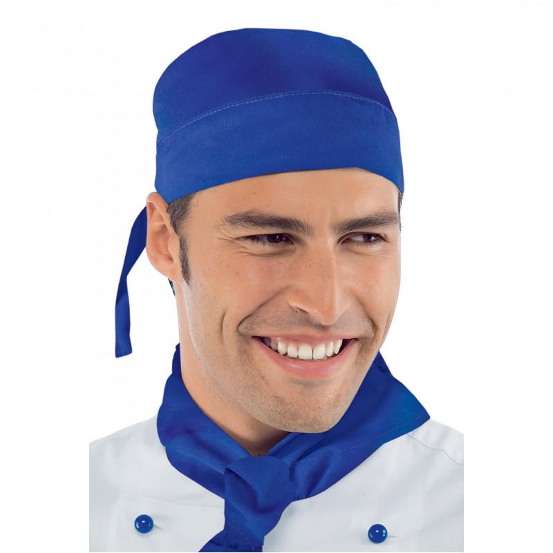 Gorro pirata color azul Blu...