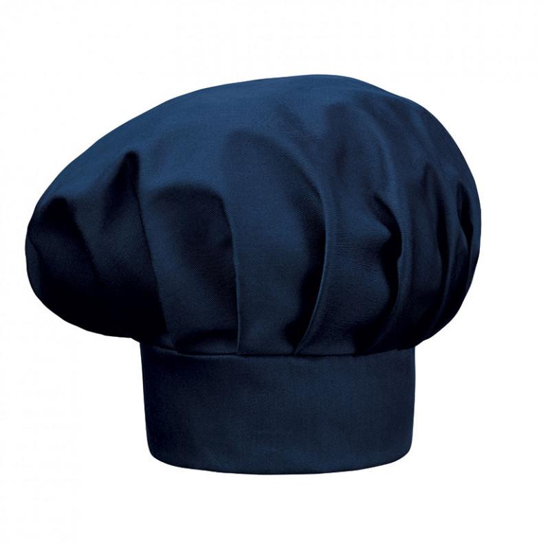 Gorro gran chef azul Saylor...
