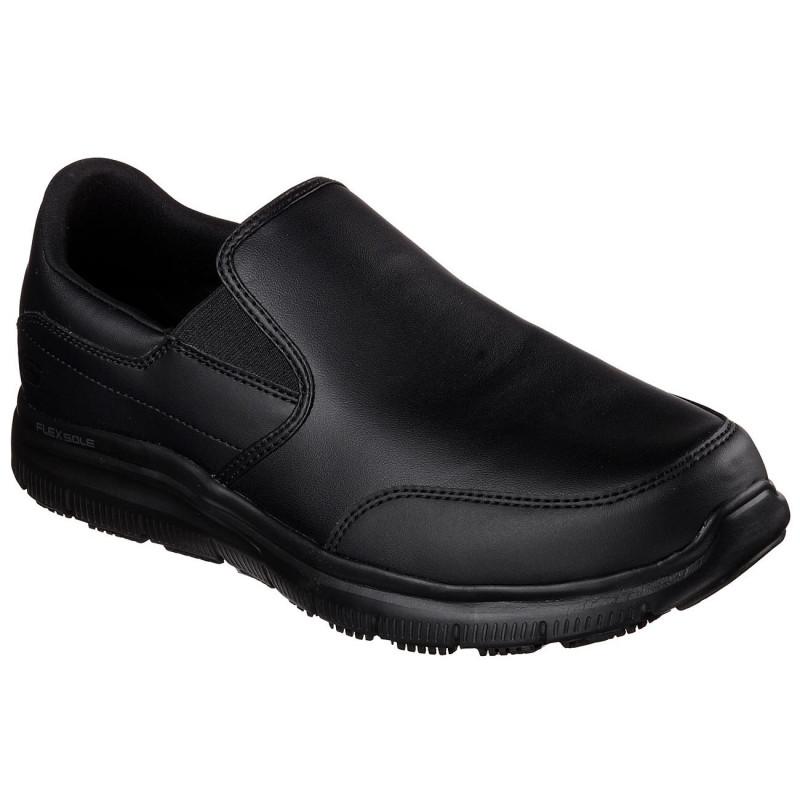 Zapato flexible hostelería...