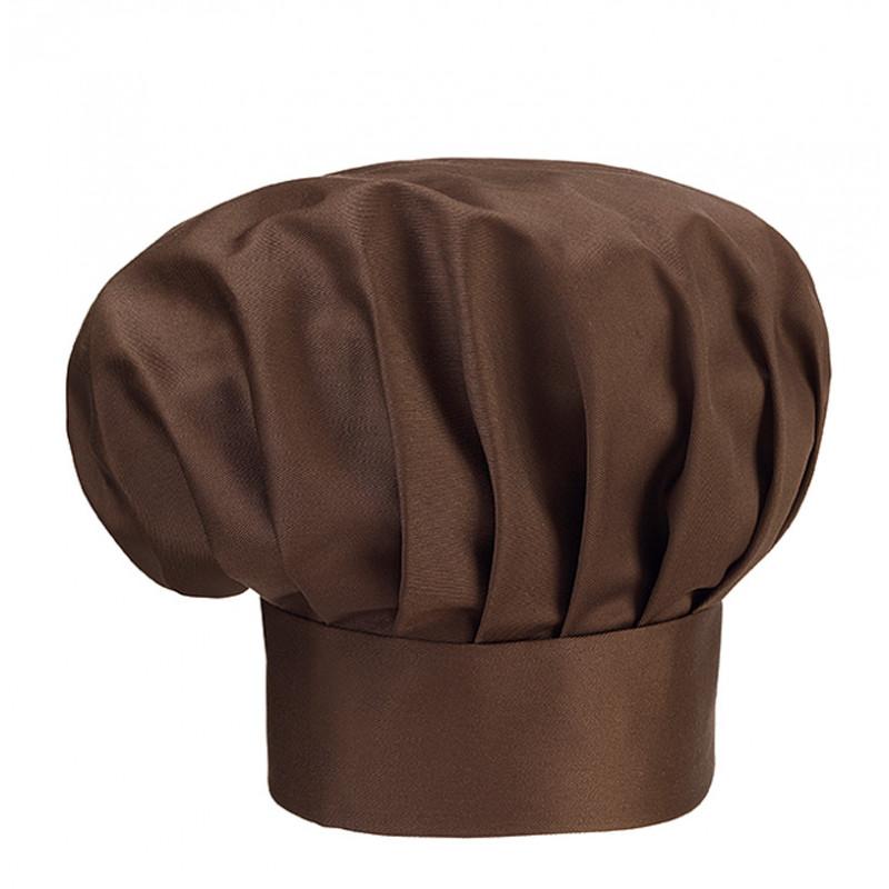 Gorro gran chef marrón...