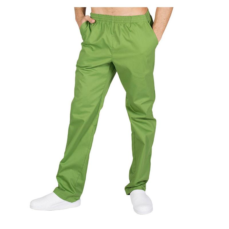 Pantalón pijama verde oliva...